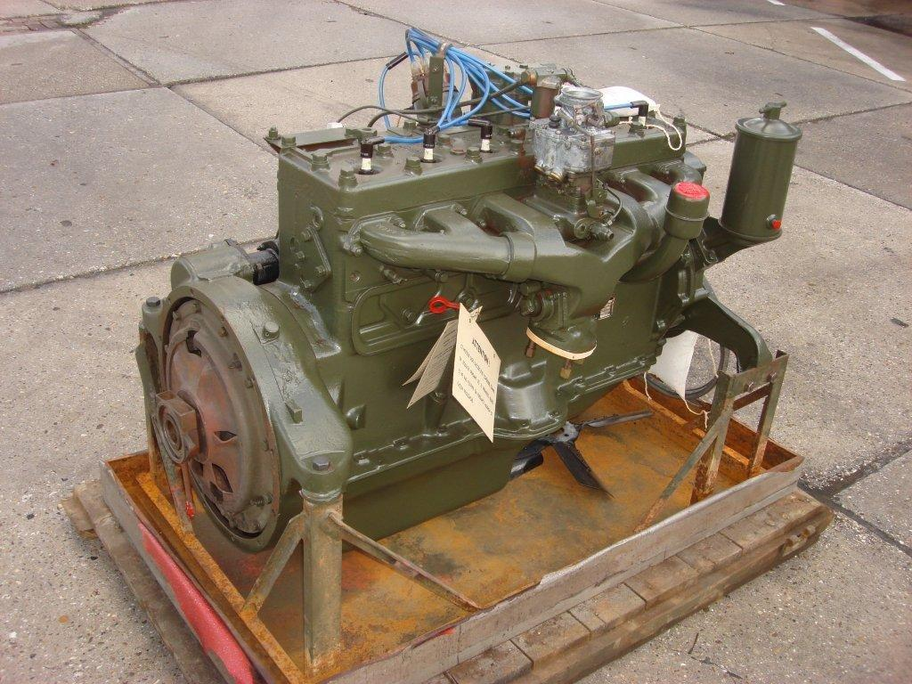 Nos Halftrack White Engine
