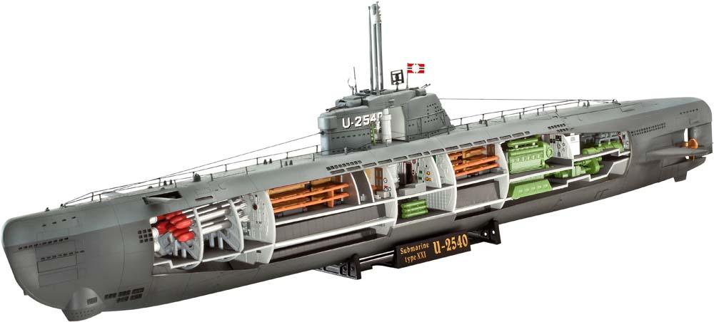 подводные лодки типа xxi фото
