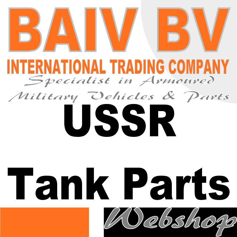 USSR Tank parts