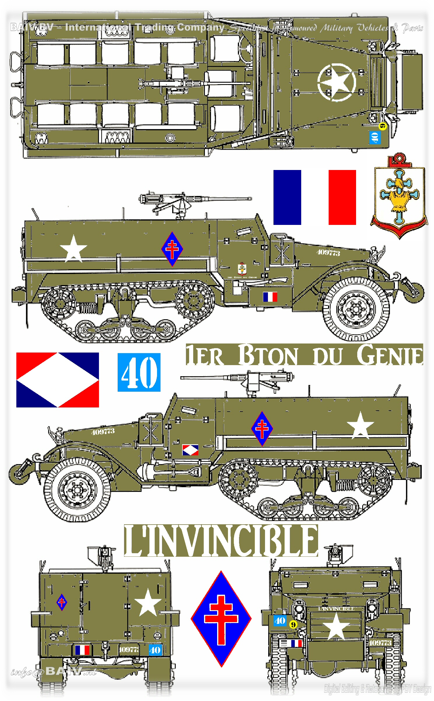 Vehicle Markings Amp Decals Restoration Project For The