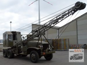 BAIV GMC Quick Way Crane 1