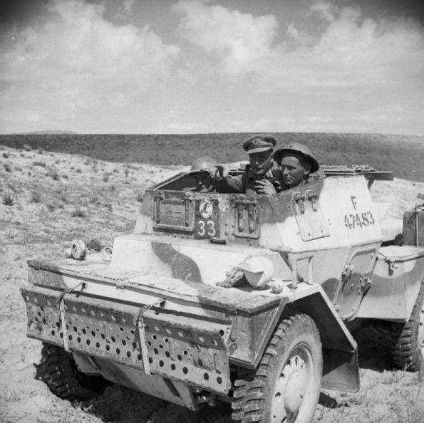 1942 Daimler Dingo F45837