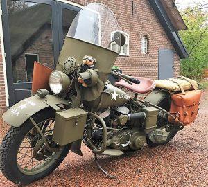 BAIV 1943 harley WLA-4