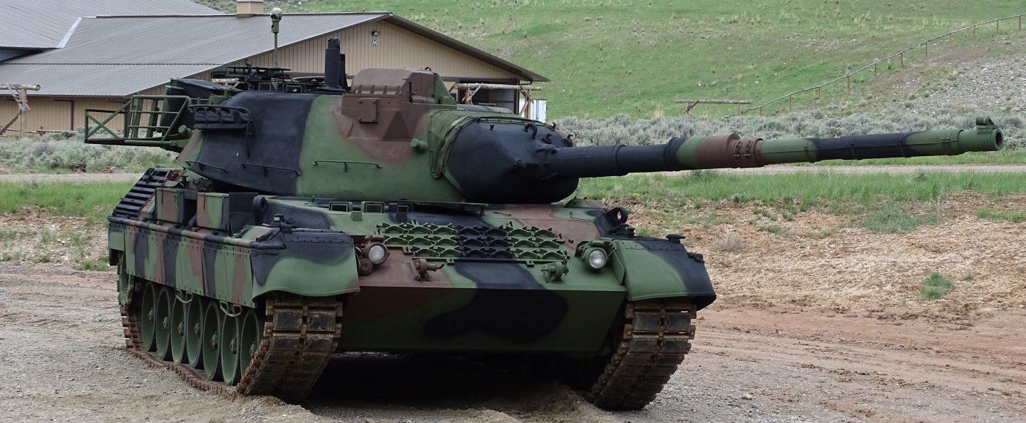 LEOPARD 1 A5 MBT (USA) – BAIV B.V. d2be96ff544b