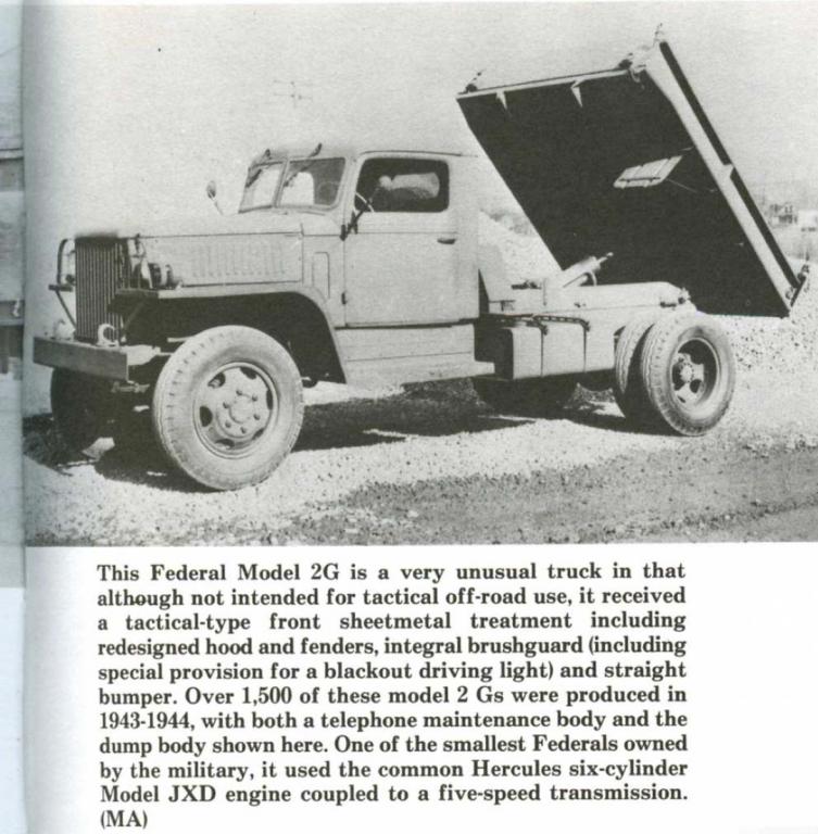 Federal model 2G-9