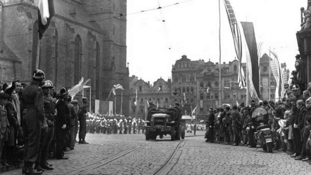 Harley WLA-Liberation Brussel