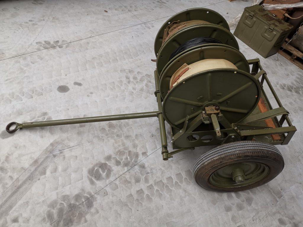 BAIV Reel Cart RL35A-1