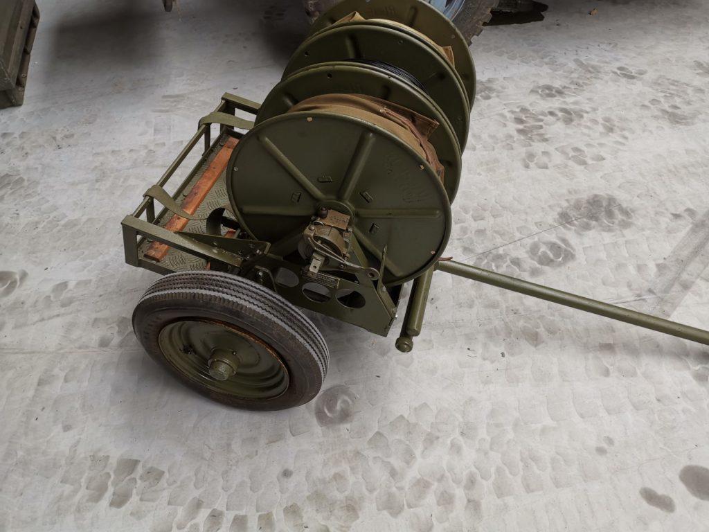 BAIV Reel Cart RL35A-2