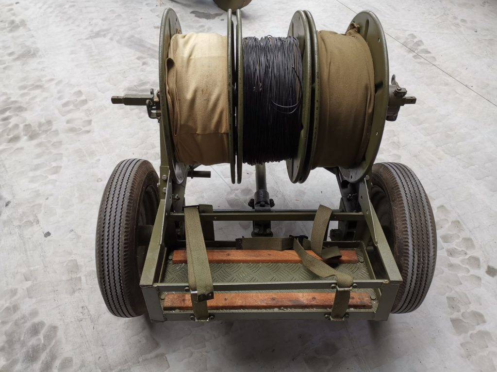 BAIV Reel Cart RL35A-3