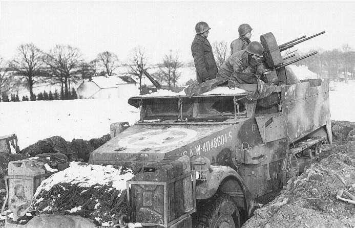 Halftrack M16 Ardennes-2