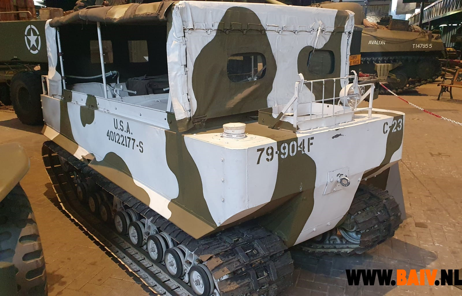 BAIV Weasel M29C 13848-2