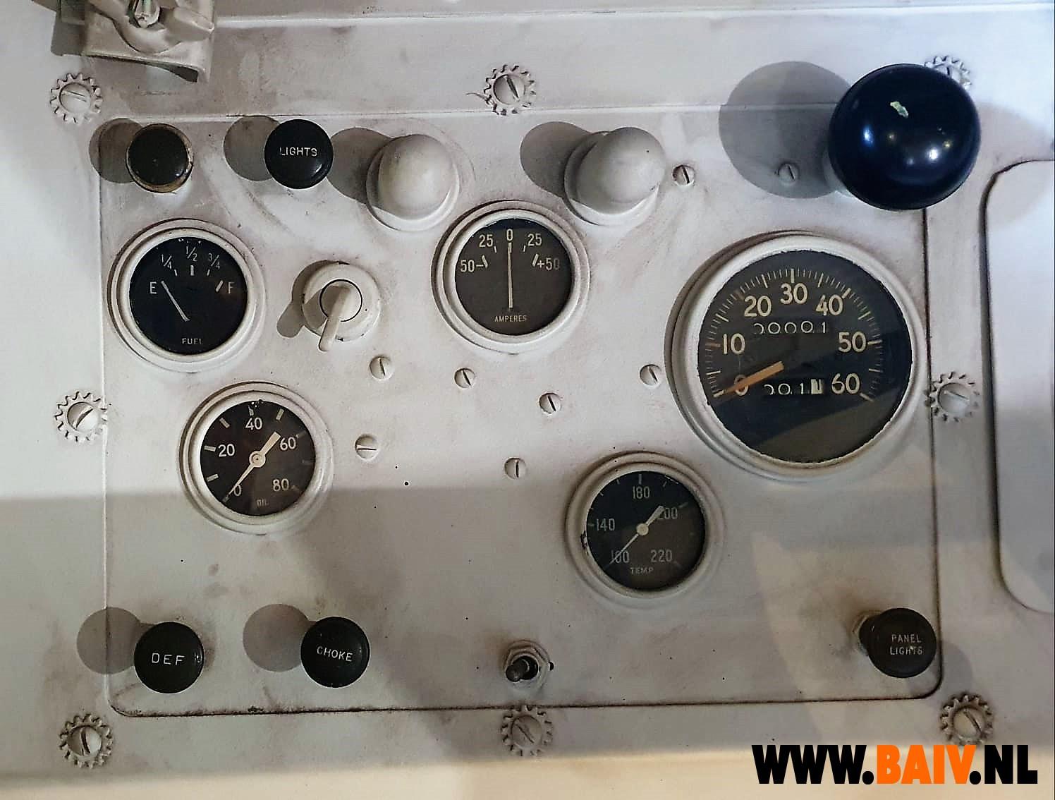 BAIV Weasel M29C 13848-8