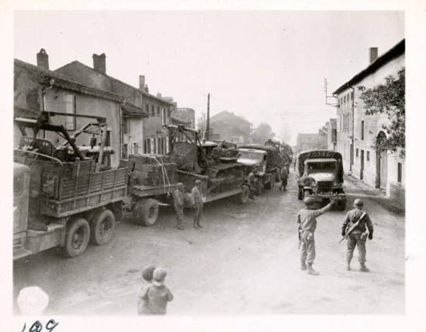 1944 H542-9 4×2 Tractor Truck Fruehauf CPT-22-12