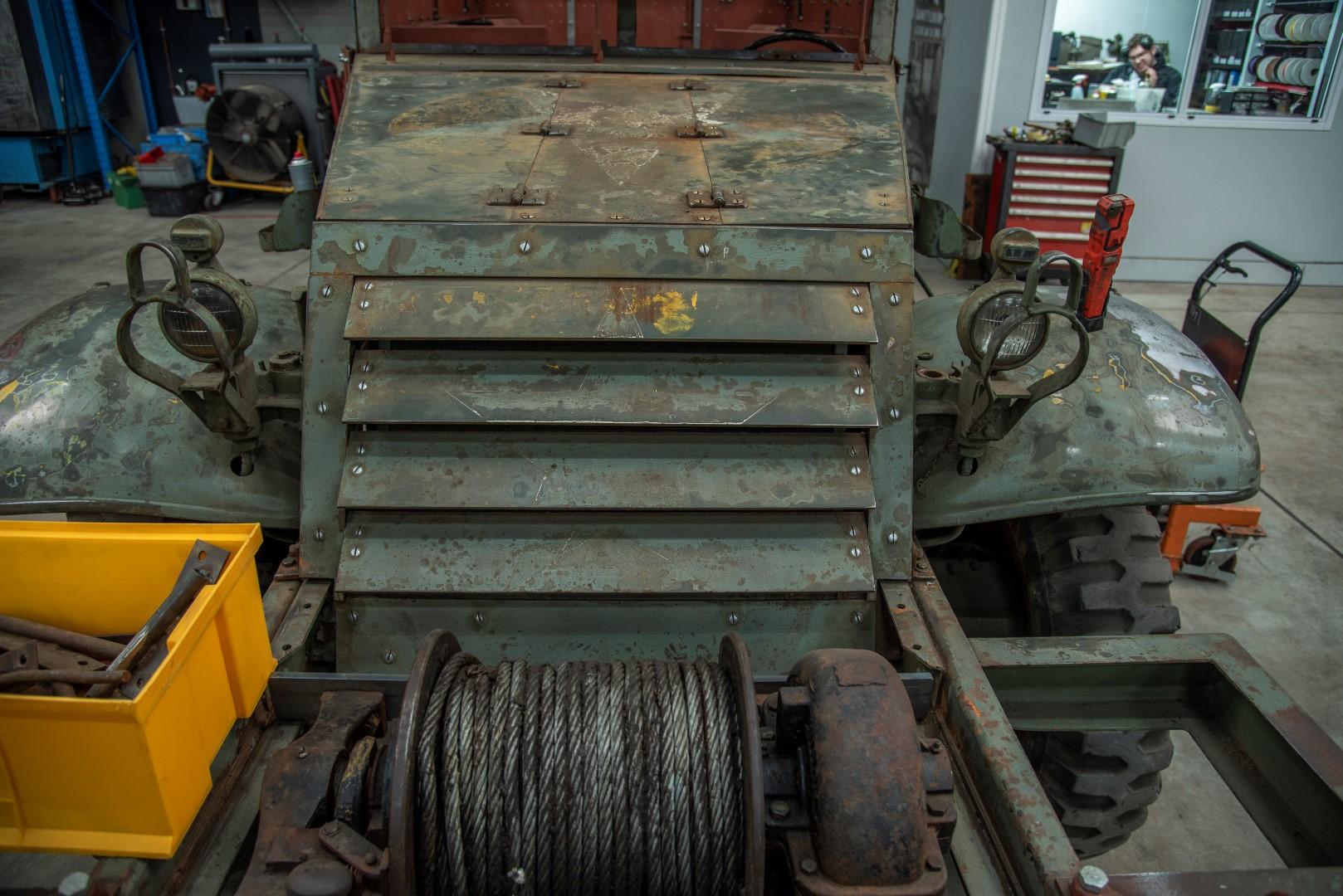 Half Track M4A1 Mortar (14)