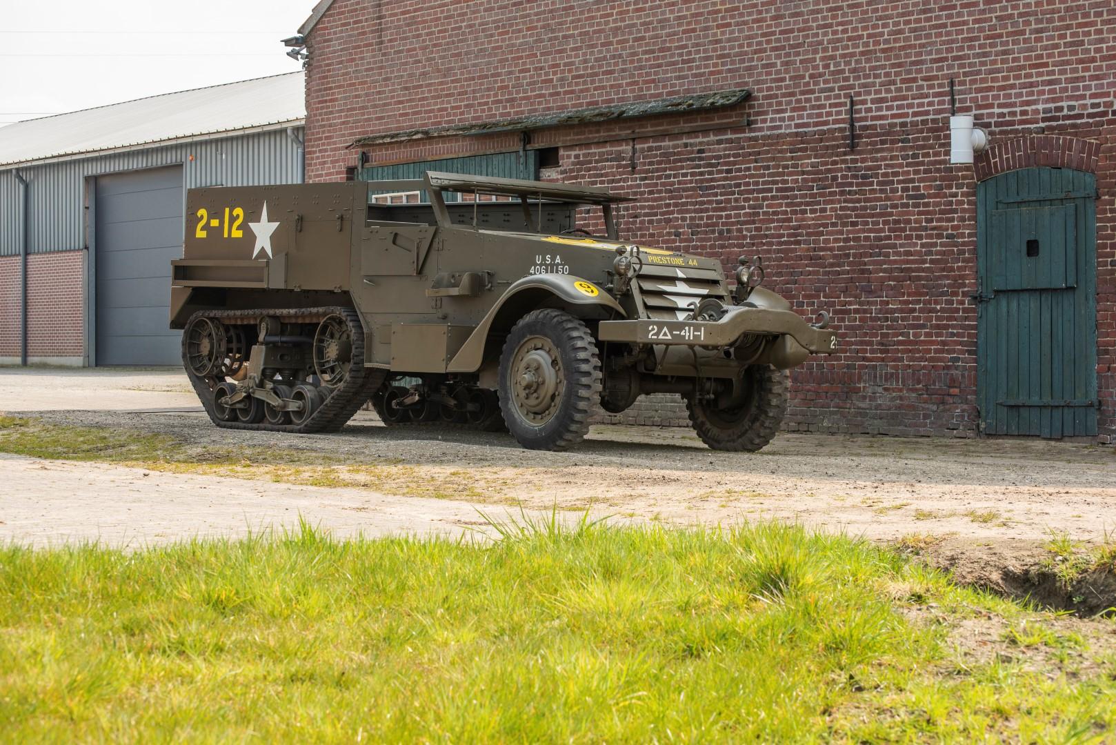 Half Track M4A1 Mortar (24)