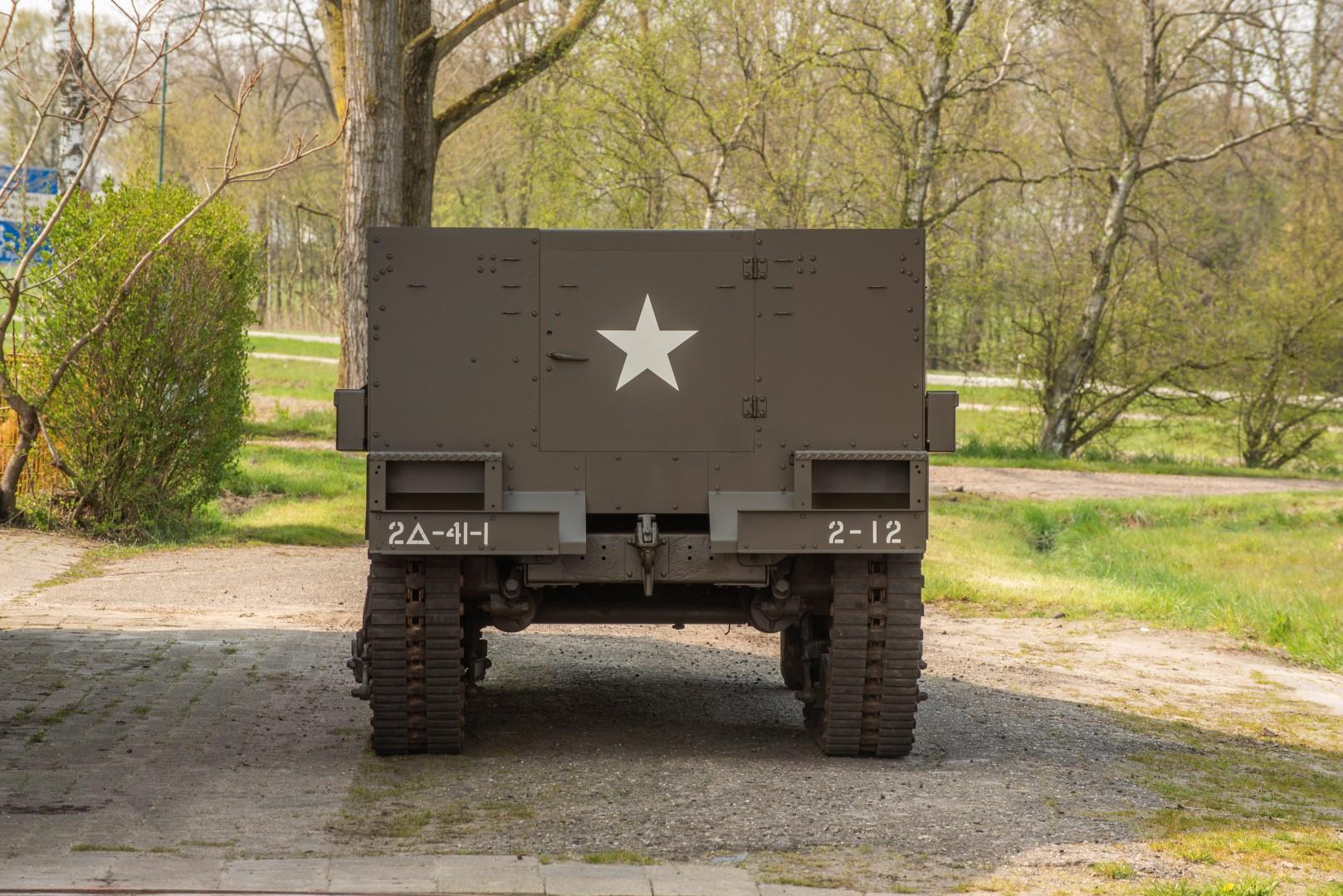 Half Track M4A1 Mortar (28)