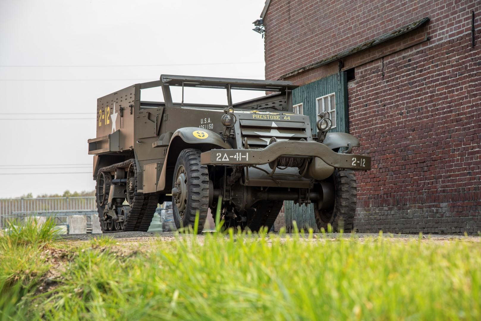 Half Track M4A1 Mortar (31)