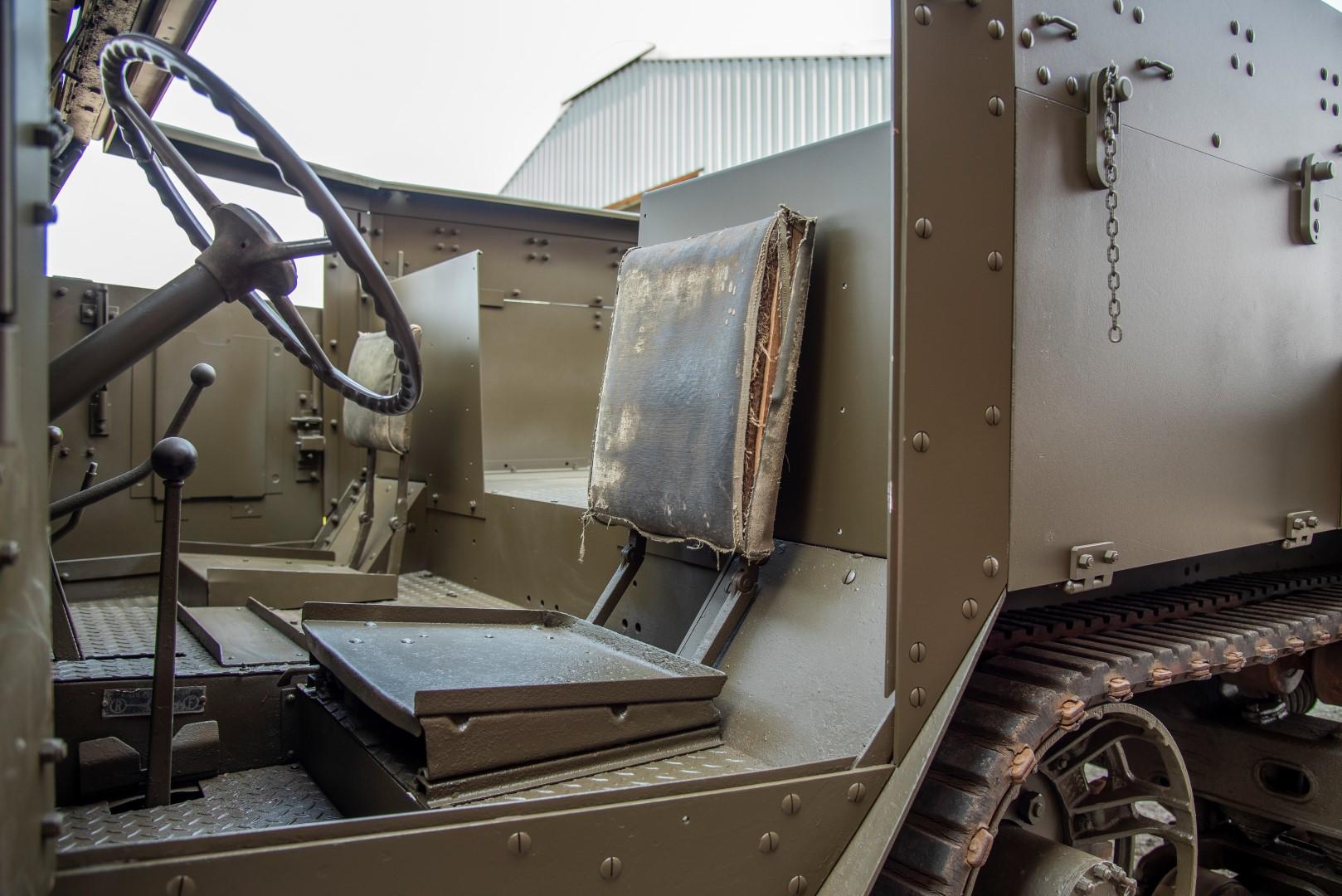 Half Track M4A1 Mortar (35)