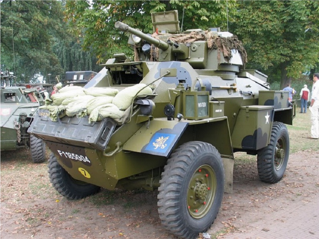 Humber Scout Car For Sale